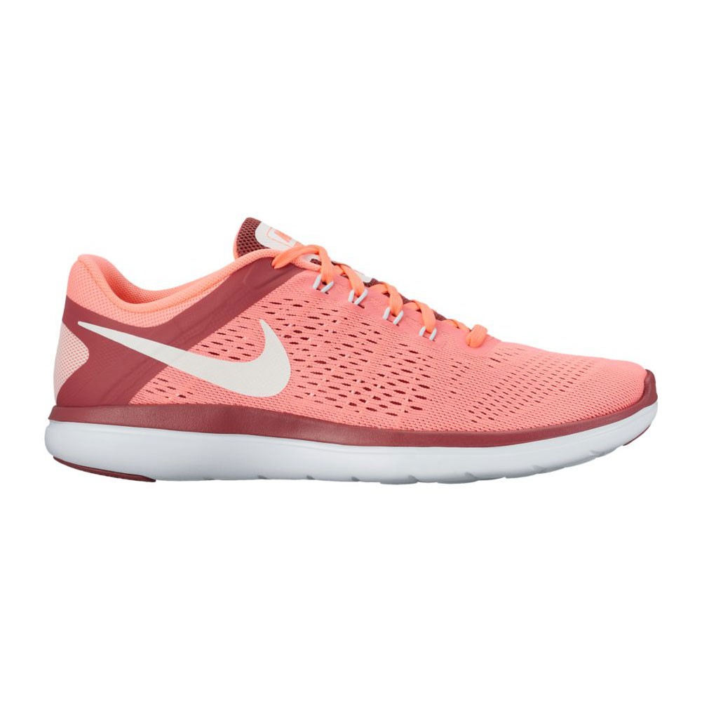 f958cd437dae5 Nike Women s Flex 2016 RN Running Shoe Lava Glow Cedar - Shop now   Shoolu