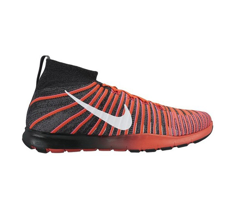 2c2289d41bfa0 Nike Men s Free TR Force Flyknit Cross Trainer Black Crimson - Shop now    Shoolu
