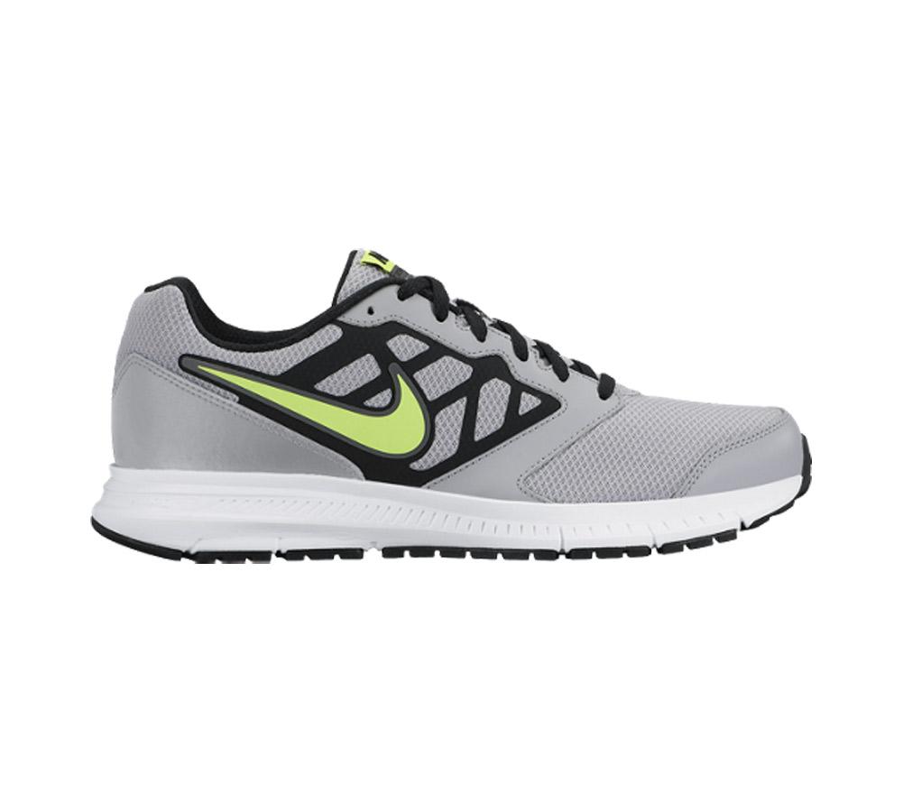 best website b868c 36c24 New Nike Men s Downshifter 6 Running Shoe Grey Volt Blk - Shop now
