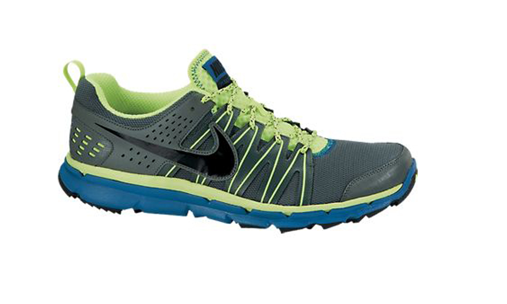 7016dfaab48 Nike Flex Trail 2 Mica Green Volt Mens Running Shoes - Shop now   Shoolu