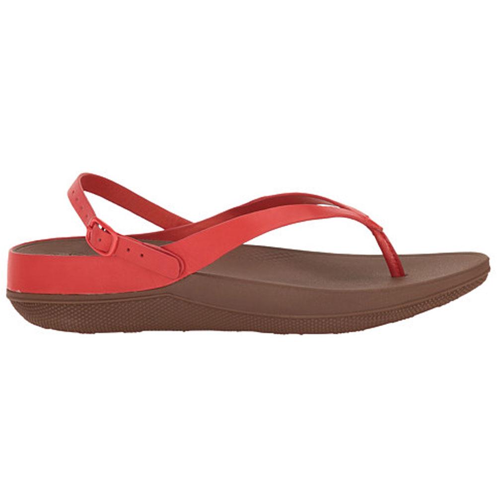 f80aec57f Fitflop Women s Flip Leather Sandal Flame - Shop now   Shoolu.com