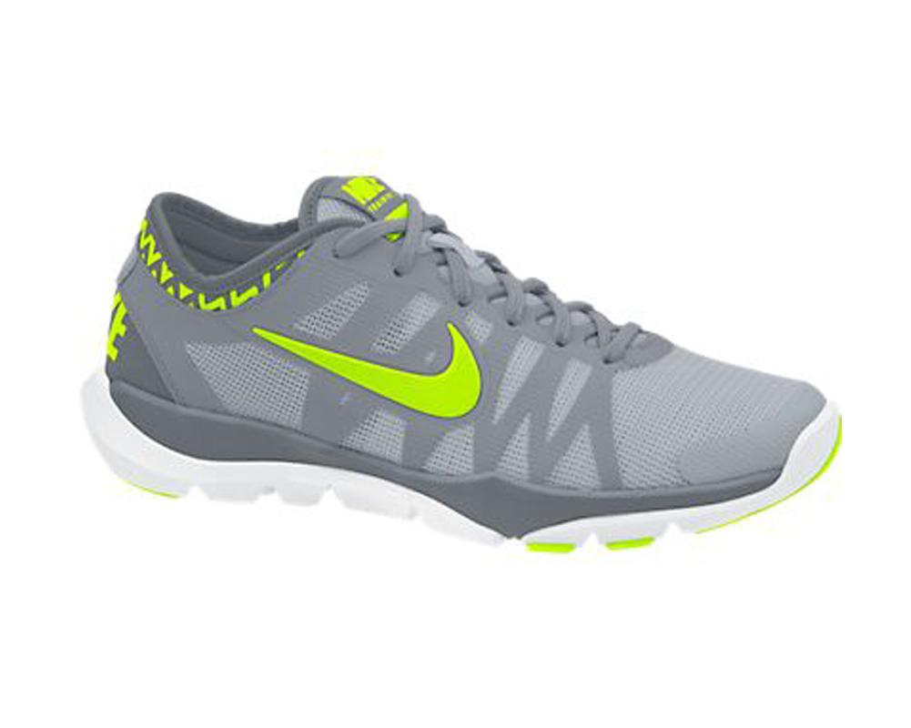 de731c8badfaa Nike Women s Flex Supreme TR 3 Cross Trainer Wolf Grey Volt - Shop now