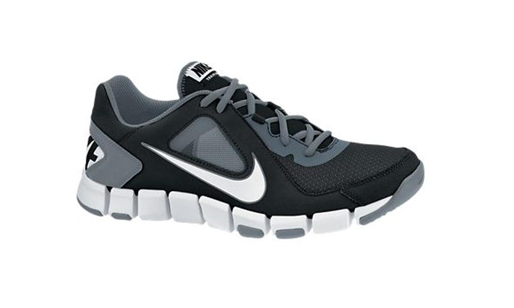 2474bfcce476 Nike Flex Show TR 2 Black White Mens Cross Trainers - Shop now   Shoolu