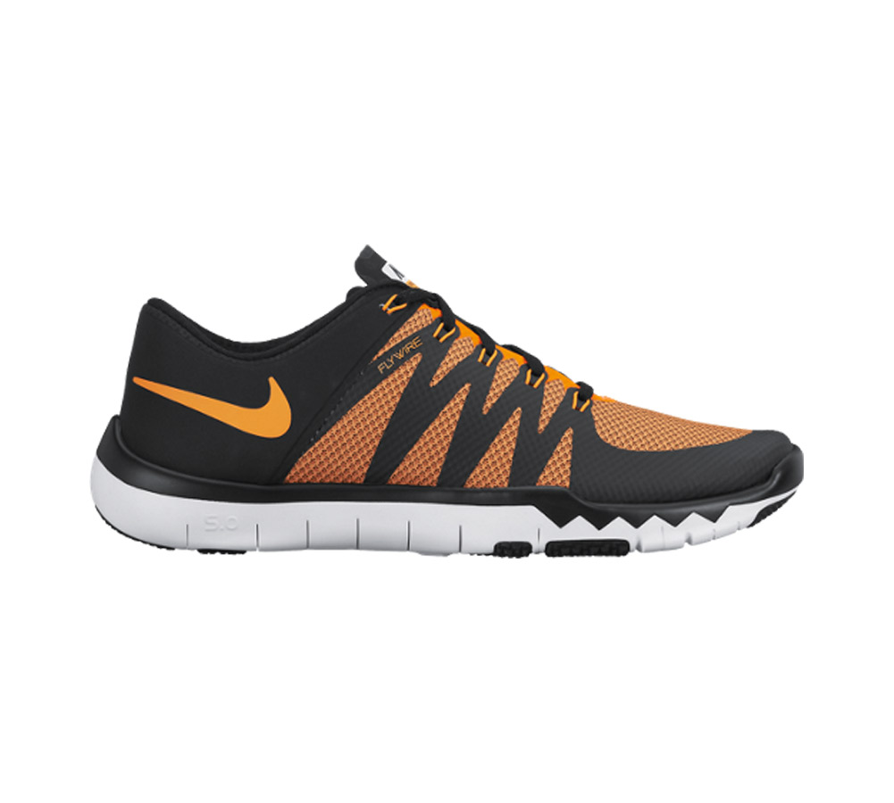 5ce18dc84616 Nike Men s Free Trainer 5.0 Cross Trainer Total Orange Grey - Shop now    Shoolu