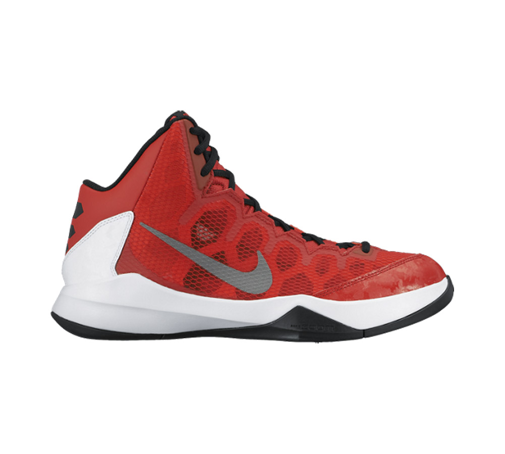 52060f5b9b6 Nike Men s Zoom Without A Doubt Basketball Shoe University Red Black - Shop  now