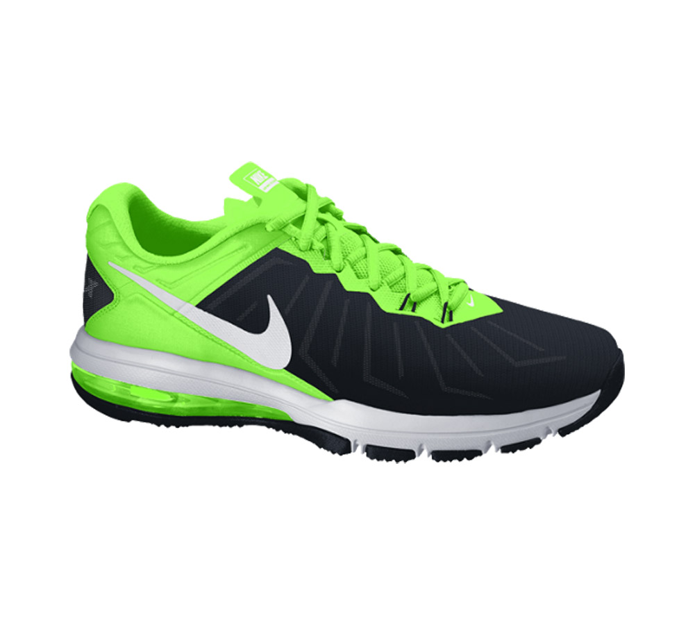 f8bebde6040890 Nike Men s Air Max Full Ride TR Cross Trainer Black Green - Shop now