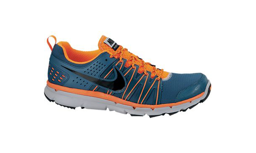 b568568cf7a Nike Flex Trail 2 Blue Orange Mens Running Shoes - Shop now   Shoolu.
