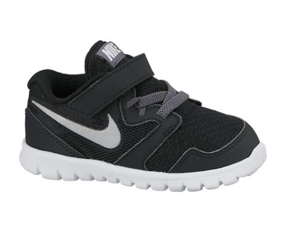 376bee9236a88 Nike Baby Boy s Flex Experience 3 Athletic Shoes Black Grey - Shop now    Shoolu