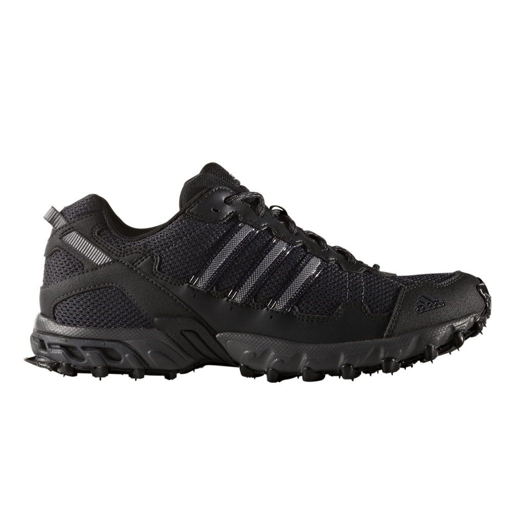 bbc3dbcb82c36 Adidas Men s Rockadia Trail Running Shoe Black Grey - Shop now   Shoolu.com