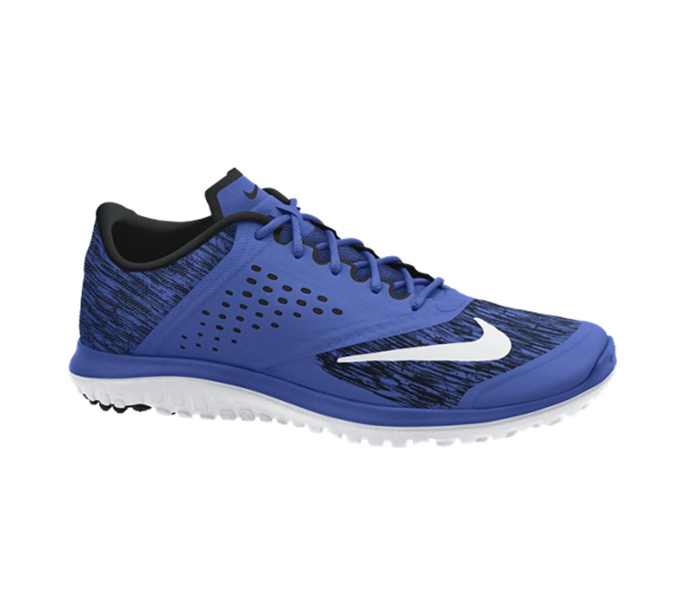 competitive price d1d22 c2a90 Nike Men s FS Lite Run 2 Premium Running Shoe Game Royal Black - Shop now