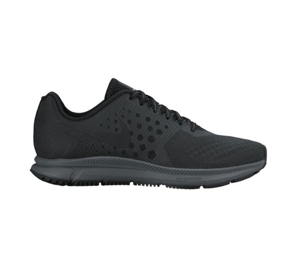 72355622ac53 Nike Men s Air Zoom Span Shield Running Shoe Black Grey - Shop now   Shoolu