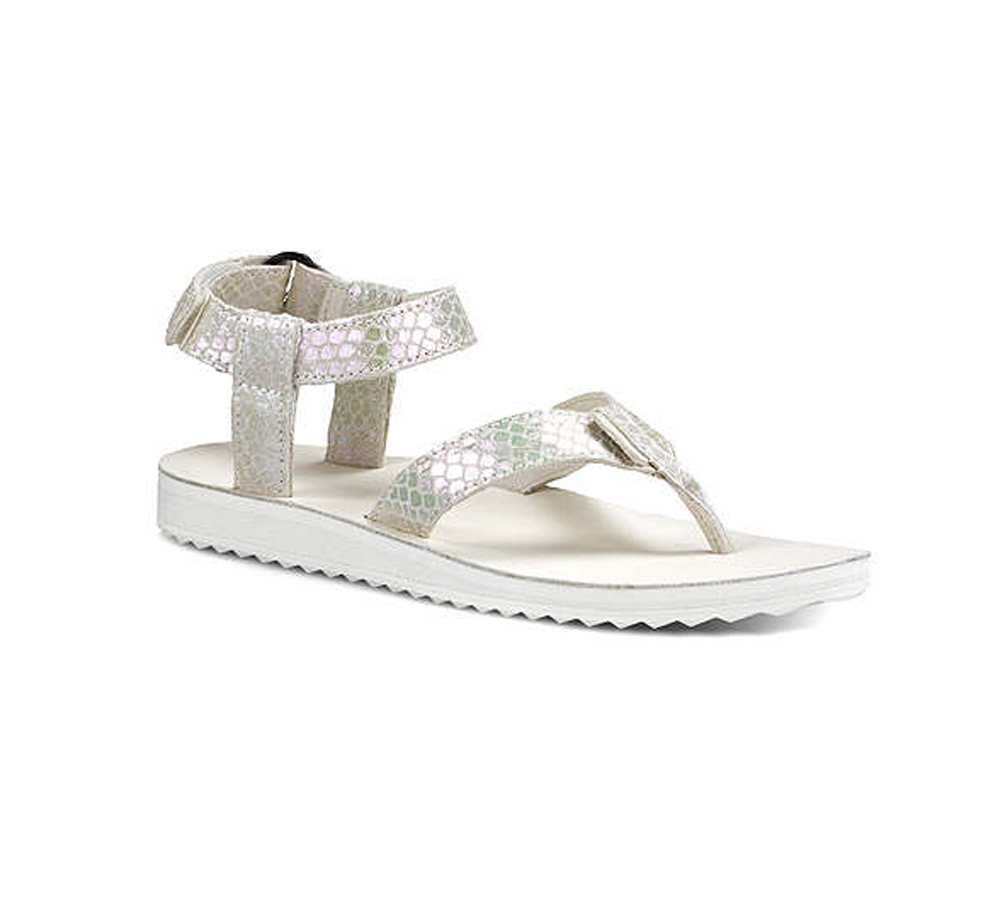 faabc31396f74 Teva Women s Original Sandal Iridescent White - Shop now   Shoolu.com
