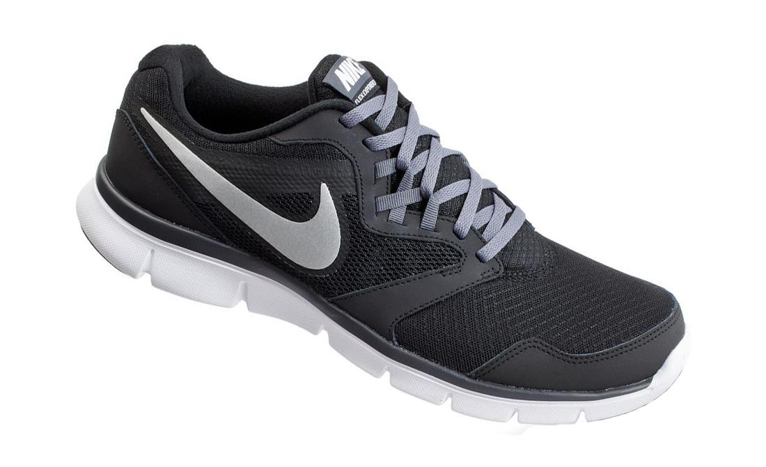 9f22c7bc924d Nike Men s Flex Experience Run 3 Running Shoe Black White - Shop now    Shoolu