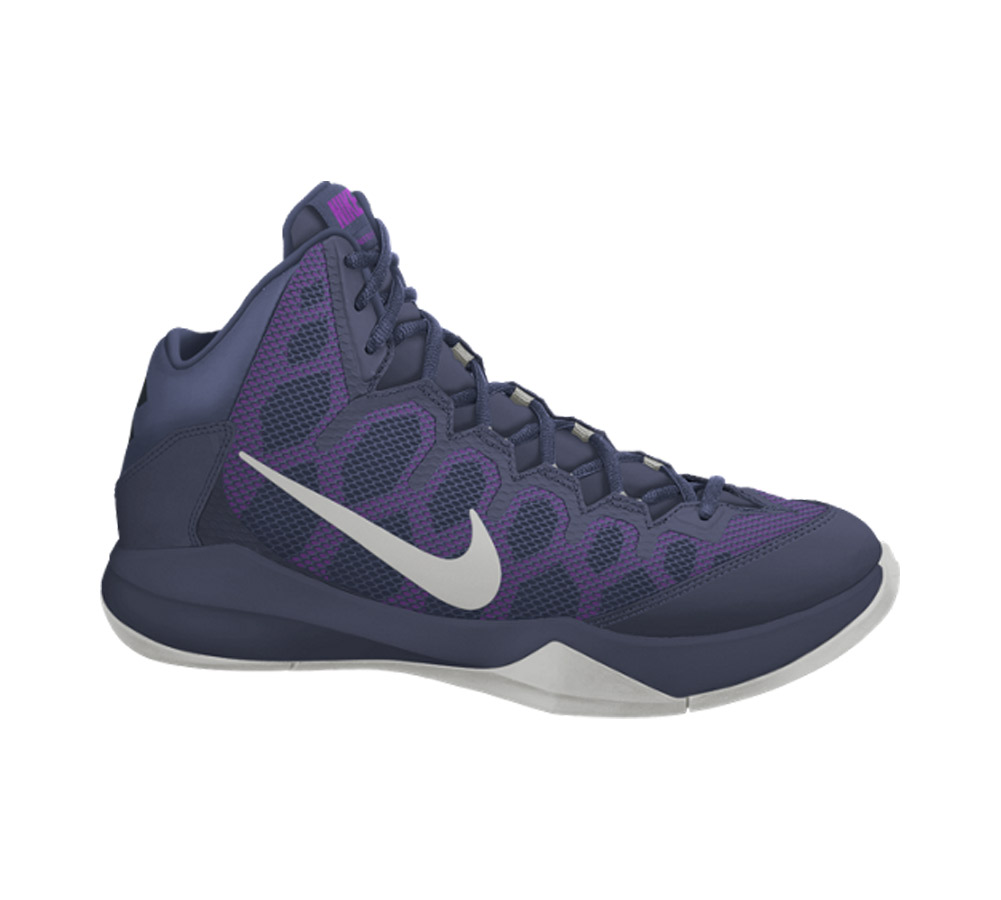 c4fb65931bd0 Nike Men s Zoom Without A Doubt Basketball Shoe Midnight Navy Obsidian -  Shop now
