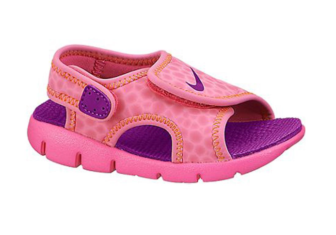 0559673b2 Nike Baby Girl s Sunray Adjust 4 Sandal Pink Pow Berry - Shop now   Shoolu