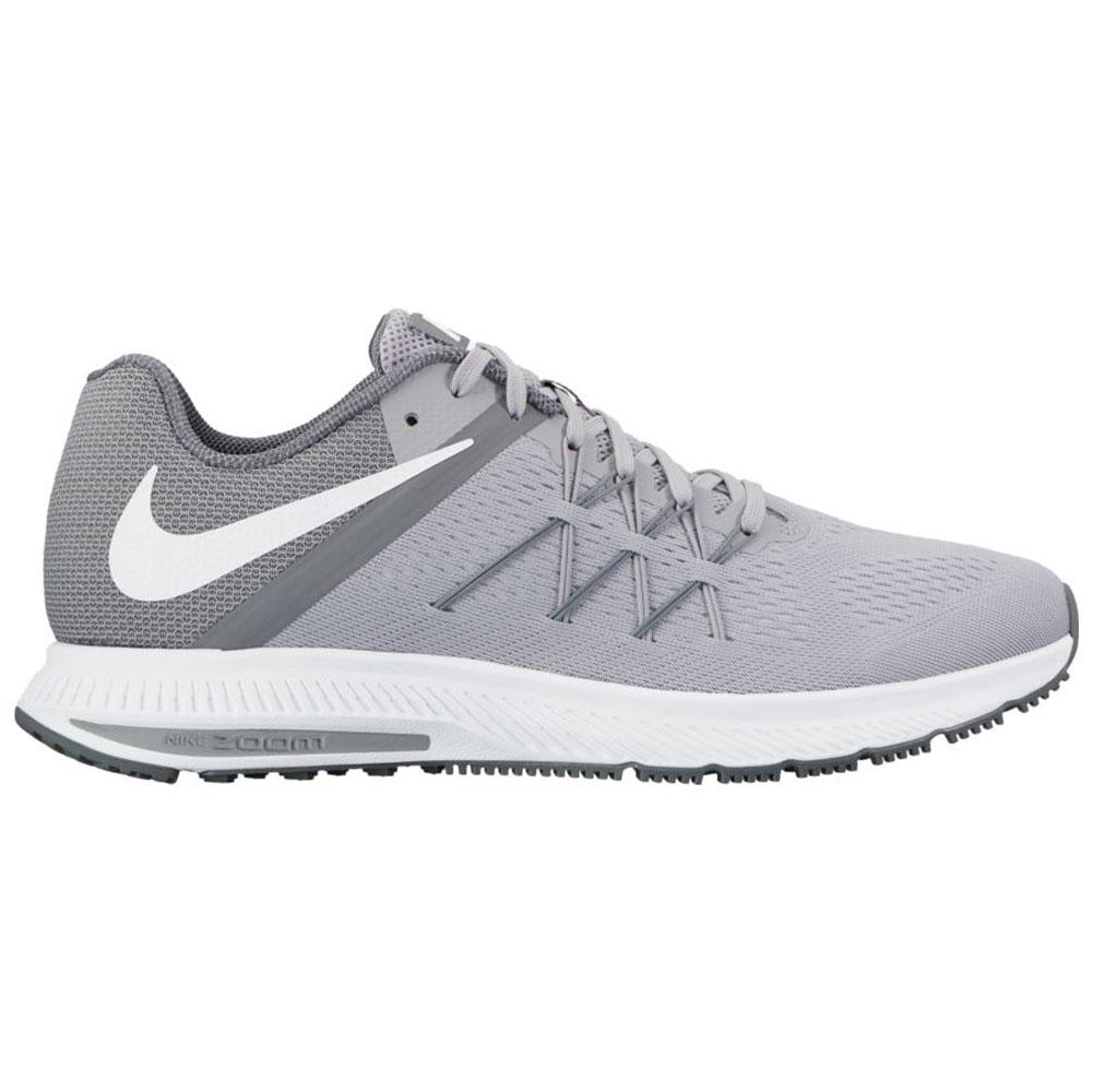 d72c9e9bda7 Nike Men s Zoom Winflo 3 Running Shoe Wolf Grey White - Shop now   Shoolu