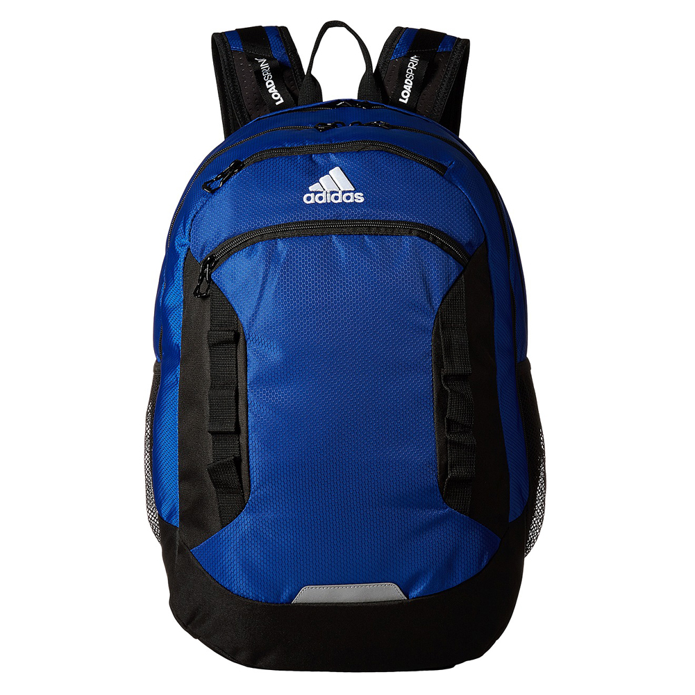 new product e4ccc 49c2a Adidas Excel III Backpack Collegiate Royal Black Neo White - Shop now    Shoolu