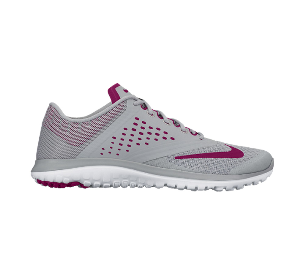 0f85bd59ecac New Nike Women s FS Lite Run 2 Running Shoes Grey Fuchsia - Shop now