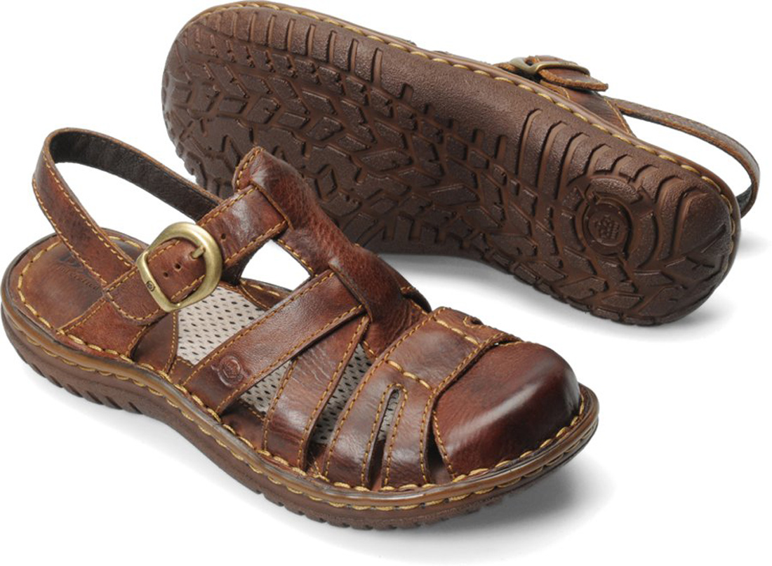 801043b86a0e Born Women s Sojourn Fisherman Sandal Whiskey Leather - Shop now    Shoolu.com