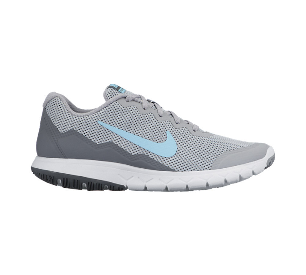9d056cddb06c Nike Women s Flex Experience RN 4 Running Shoe Grey Tide Pool Blue - Shop  now
