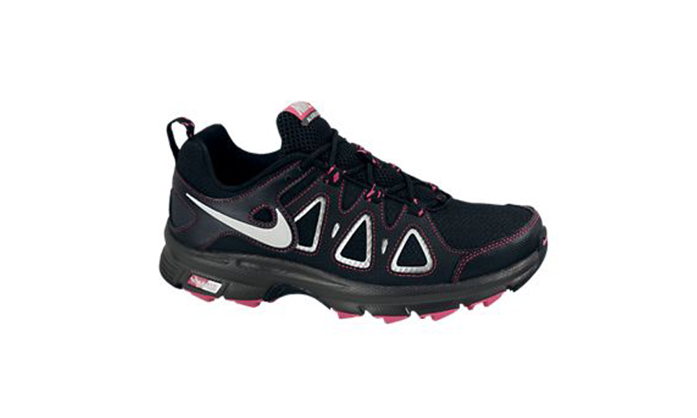 1d4f867fca97d Nike Air Alvord 10 Black Fireberry Ladies Running Shoes - Shop now   Shoolu.
