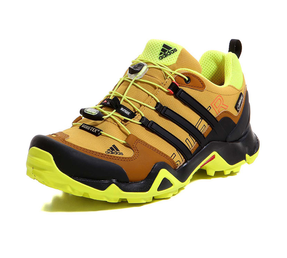 0f5d1ebeac3 Adidas Men s Terrex Swift R GTX Hiking Shoe Raw Ochre Yellow - Shop now