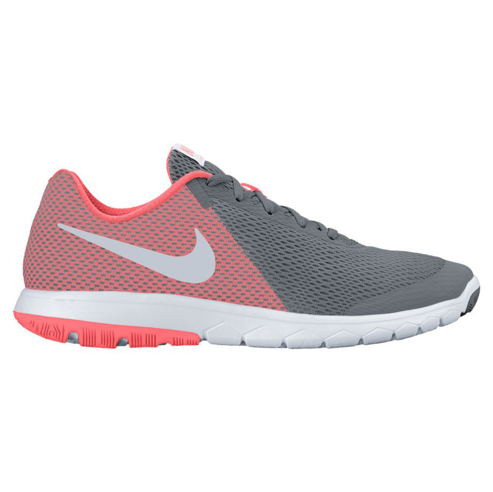 8142bef53ff91 Nike Women s Flex Experience RN 6 Running Shoe Grey Lava Flow - Shop now