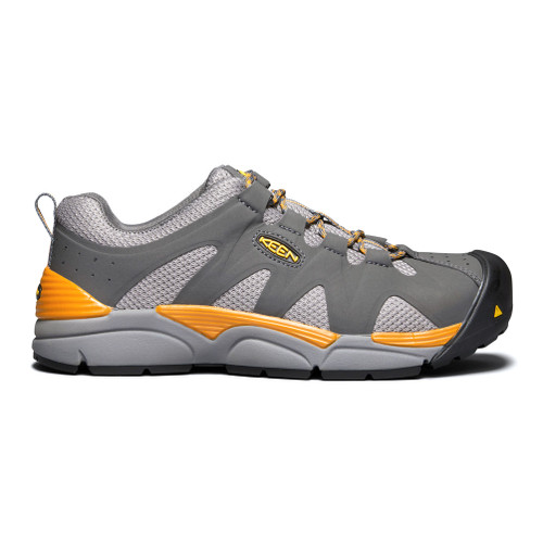 premium selection 38d3e 470c1 Keen Men's San Antonio AT Aluminum Toe Work Shoe Magnet/Desert Sun