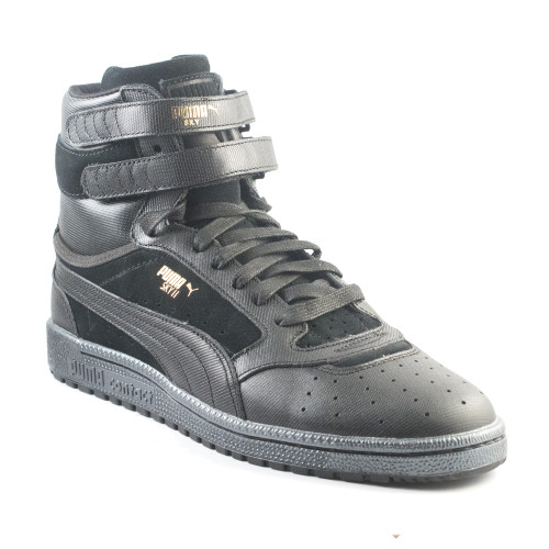 chaussures de sport 7bd46 cb5e4 Puma Women's Sky II Hi Anod High Top Puma Black