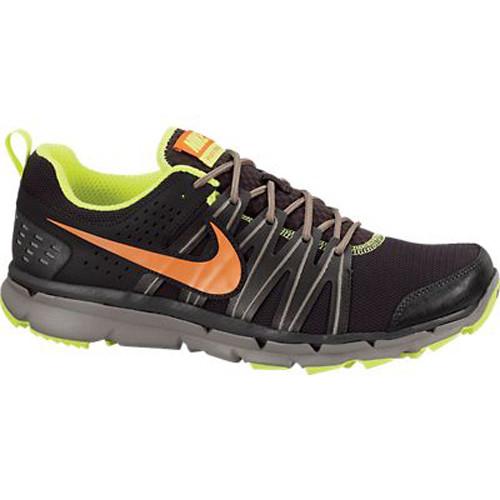 Nike Flex Trail 2 Grey/Orange Mens