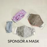 SPONSOR of Cotton Cloth Face Masks