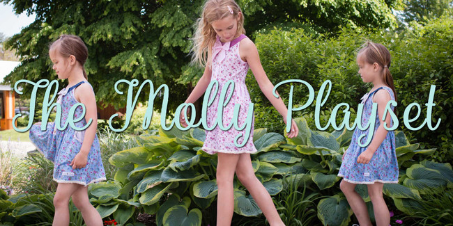 Behind the Scenes: Molly Playset