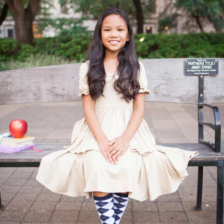 Uniform - Lila Dress w/Pockets