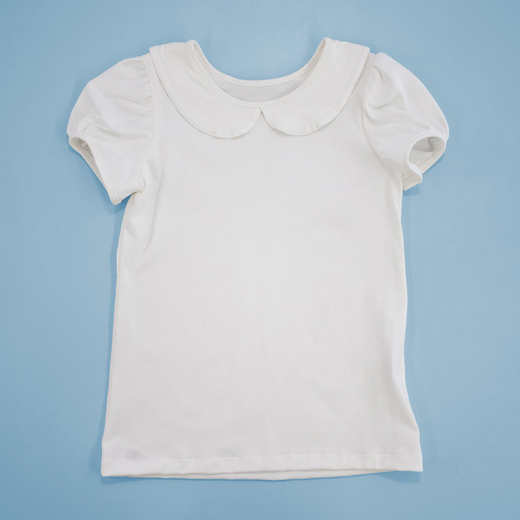 Uniform - Lucille Collar top