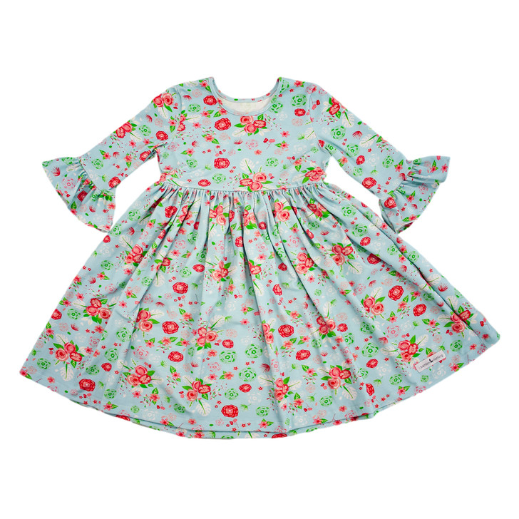 Esther Dress - Abbey Garden
