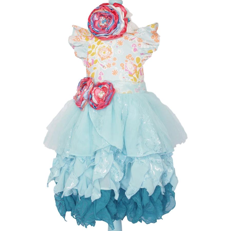 OOAK - Peyton's Flower Girl Dresses