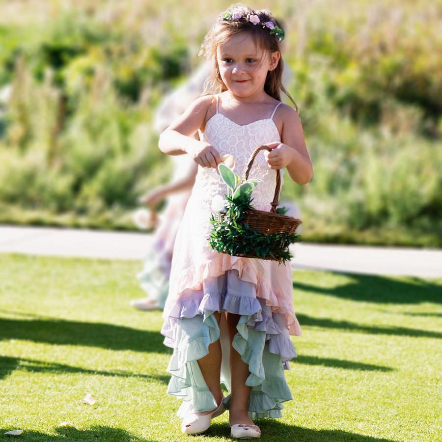 Kate's Flower Girl Dresses