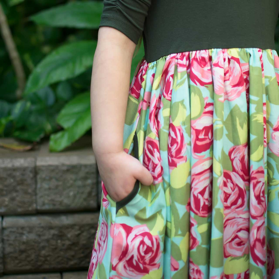 REMIX  Women's Maxi Dress