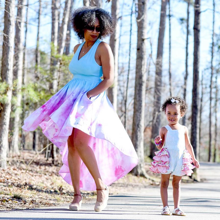 PRE-ORDER Women's Olivia Dress + TIE DYE