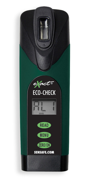 eXact ECO-CHECK Meter Kit