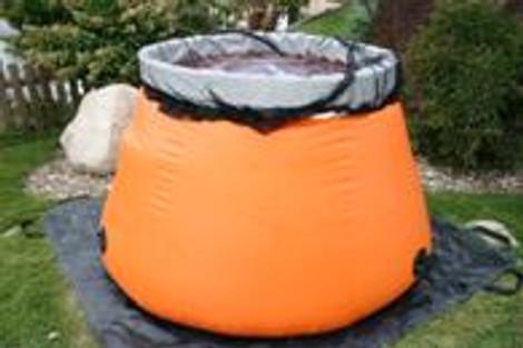 Koi Quarantine Tank-Self Supporting