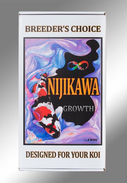 Nijikawa Koi Food - Growth - 15 lbs