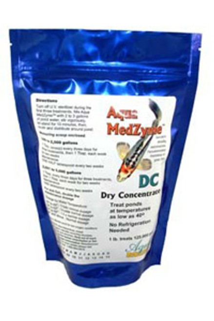 Aqua MedZyme Dry Concentrate