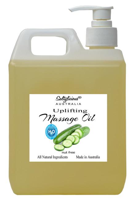 H2O Dispersible Massage Oil Uplifting