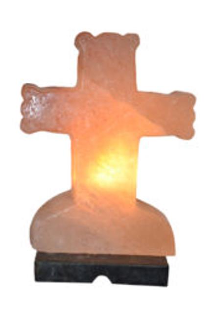 Saltylicious® Cross Salt Lamp