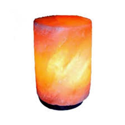 Himalayan Salt Lamp - Cylinder