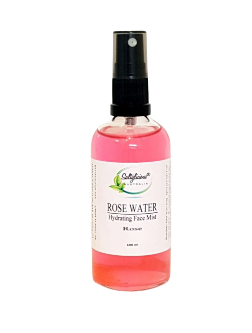 Rose Water Hydrating Face Mist 100ml with Rose