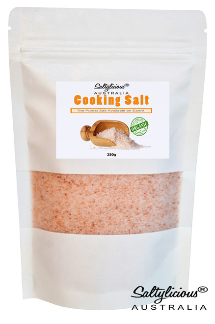 Himalayan Fine Salt Buy One Get One Free
