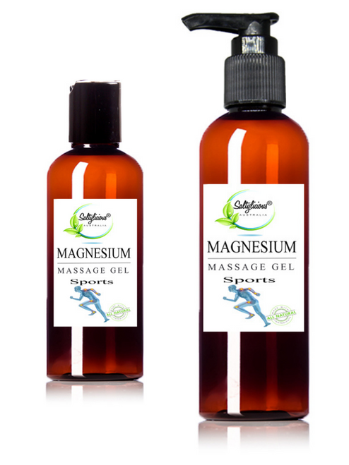 Magnesium Massage Gel Sports