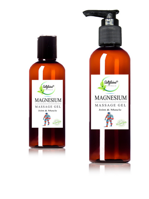 Joint And Muscle Magnesium Massage Gel